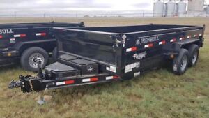 2018 Iron Bull Trailers DT14 16'