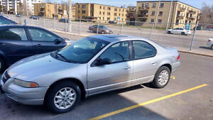 2000 Chrysler Cirrus Lxi for sale