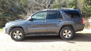 2003 Toyota 4 Runner for sale REDUCED
