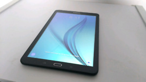Tablette Samsung Galaxy Tab E tablet ipad 10 pouces 16 go