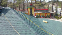 J&H Roofing --Shingle / Flat roof, Eavestrough. Well experienced
