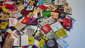 Hundreds of Matchbooks Match Books Matches Kitchener / Waterloo Kitchener Area image 7