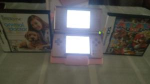 Almost New Nintendo DS Lite Bundle