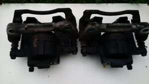 Front and rear brake calipers dodge caravan or journey 08 and up