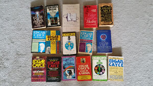 EDGAR CAYCE BOOKS London Ontario image 1