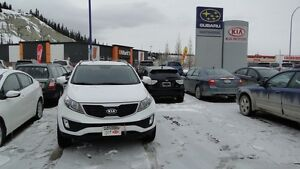 2013 Kia Sportage LX AWD 6AT