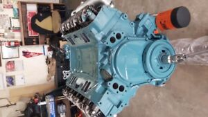 Rebuilt Mopar 383 high performance engine from 1966 vehicle