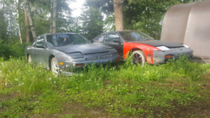 240SX Project Cars
