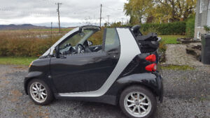 convertible smart fortow 2009 (76 000 km)
