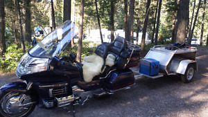 2000 Gold Wing 25 anniversary 1500