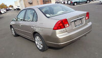 2002 Honda Civic dx Sedan, Certified & E-tested