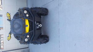 2015 Can-Am 650XMR like new
