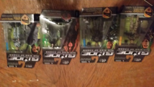 Gi Joe rise of cobra figures 10$