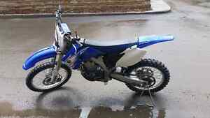 2007 Yamaha yz450f lots of extras!!