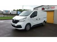 Renault Trafic 1.6dCi E6 SL27 120 Business+ WHITE EURO 6