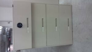high security lateral filing cabinet 4 drawer