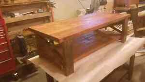 Selling various home made wooden things