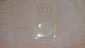 MOTOROLA MOTO G-5 CELL PHONE  CLEAR FLEXIBLE PLASTIC CASE
