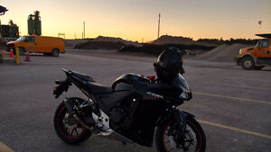 2014 CBR500R ABS - Best starter bike Kitchener / Waterloo Kitchener Area image 7