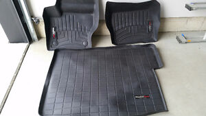 Weathertech Floor Mats - Ford Focus - fit 2012 to current