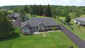 Bungalow House for Sale in Campbellford, 1+ Acres, **UPGRADES!!