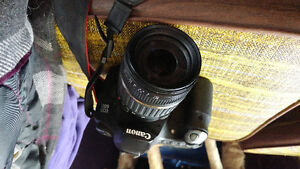 Canon 60 d- body only