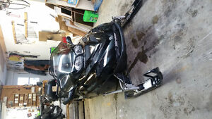 PART OUT MXZ/SUMMIT/GRAND TOURING 700 2 CYL BODY ZX