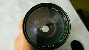 Sears 60-300mm F4.0-5.6 with 62mm Clear Filter London Ontario image 2
