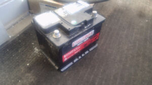 BRAND NEW 12volt  600 CCA (Cold Cranking Amps) Battery