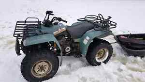 1991 Yamaha Big Bear 350 ATV