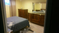 Chambre A Louer  avec meubles / Room For Rent With Bedroom Set