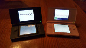 Nintendo DS Lite and Charger (2 Colours Available)
