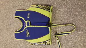 Speedo age2-4 life vest