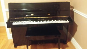 Piano YOUNG CHANG Upright (black)