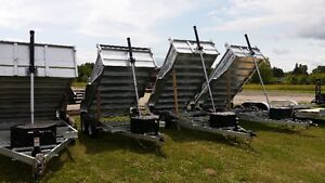 K- TRAIL GALVANIZED TRAILERS