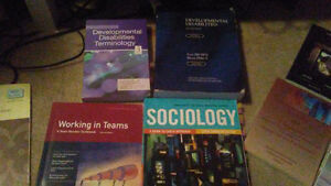 DSW textbooks for sale (medix college)