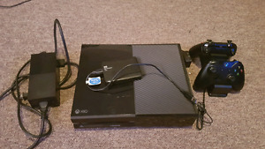 Xbox one console with everything included