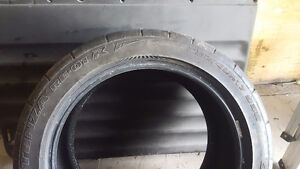 Bridgestone Potenza RE-01 R 235/45/17 single tire