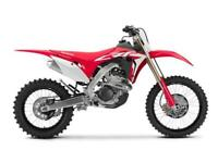 2019 NEW Honda CRF250RX 250RX CRF 250cc RX, Lighting Kit EXC, 0% APR