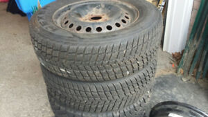 215-65-R16 4 Winter Tires