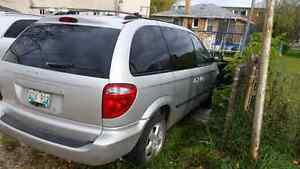 2005 dodge caravan for sale