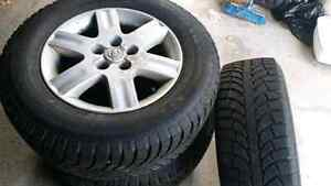 Winter tires Champiro 215/70 R16