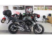 2012 KAWASAKI ER 6R ER 650 CBF Nationwide Delivery Available