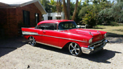 1957 Chevrolet Belair coupe 2 door hardtop pillarless Crestmead Logan Area Preview