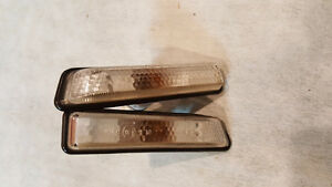 BMW X5 COMPLETE MARKER LIGHT KIT For Sale