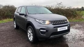 2017 Land Rover Discovery Sport 2.0 TD4 180 SE Tech 5dr Automatic Diesel Estate