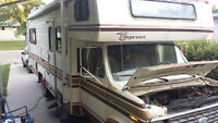 1981 Ford Empress Motorhome 27ft