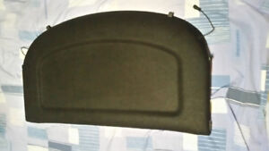 Mazda 3 2014-2018 cargo cover and mats