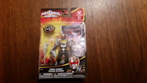 Power Rangers Robo night action figure
