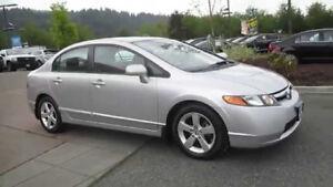 2007 Honda Civic LX Sedan etest+safety $3500 ob 416 277 5946